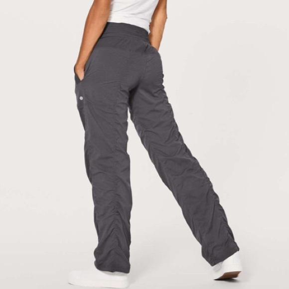 0b0e4c728 lululemon athletica Pants - Lululemon Dance Studio Pant Size 12 Unlined